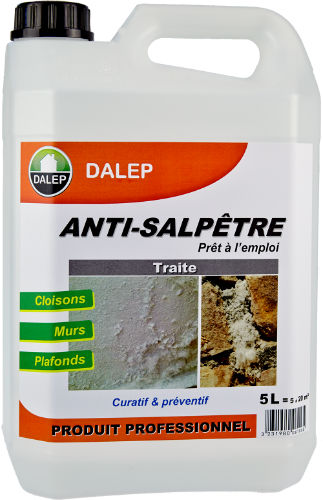 Anti salpetre for Salpetre cuisine