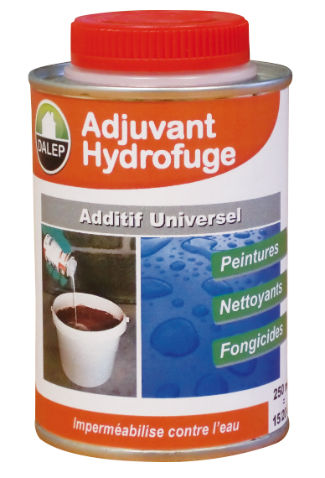 ADJUVANT HYDROFUGE - Additif Universel