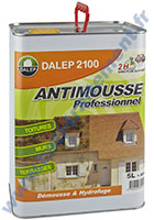 DALEP 2100 - Antimousse Professionnel Concentr�