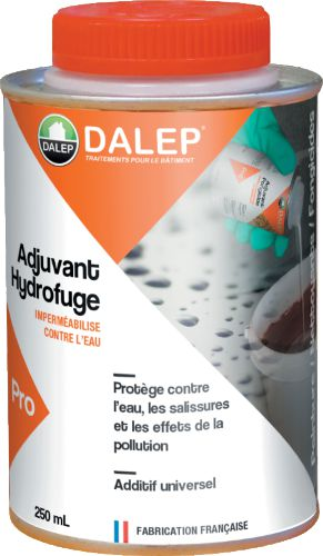 ADJUVANT HYDROFUGE - Additif Peinture